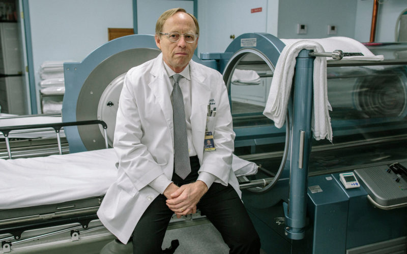 Dr Harch hyperbaric