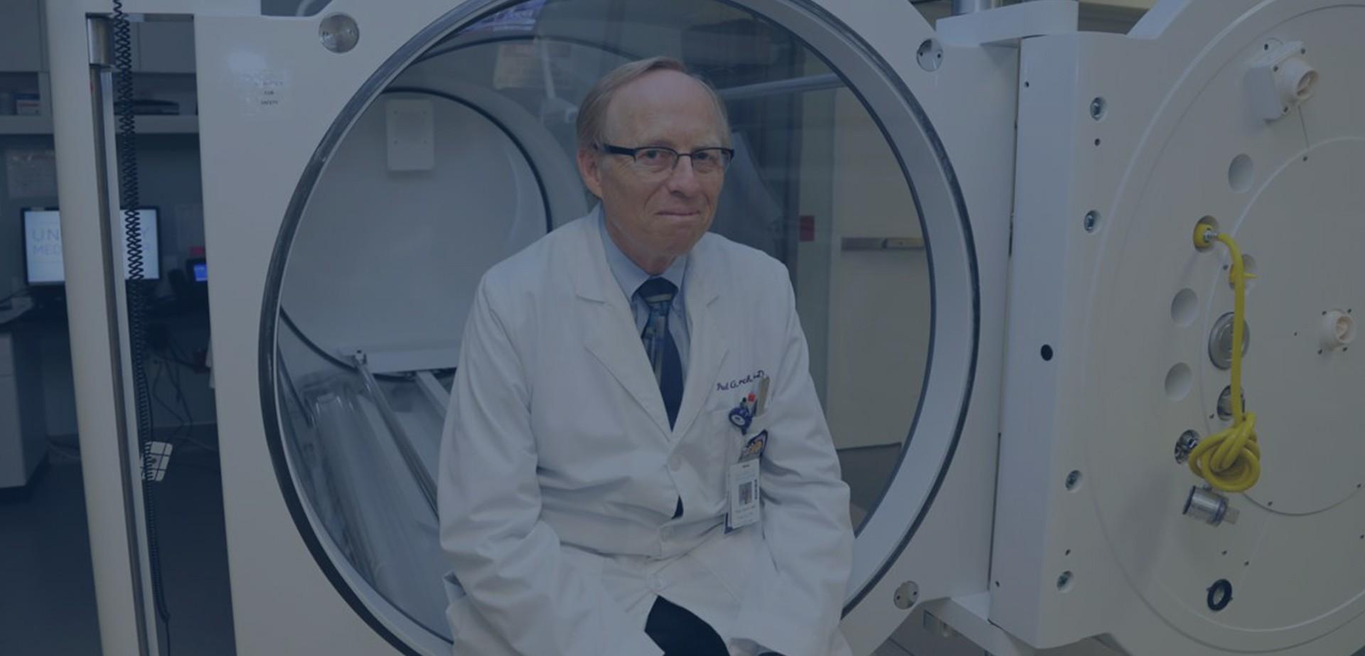 Hyperbaric medicine case study