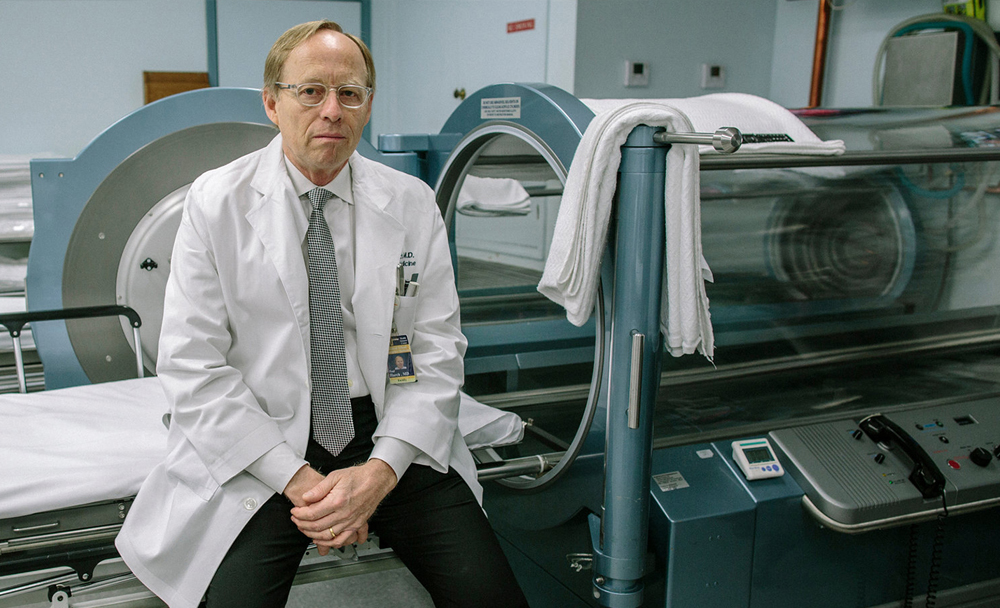 Dr Harch Hyperbaric Oxygen Therapy